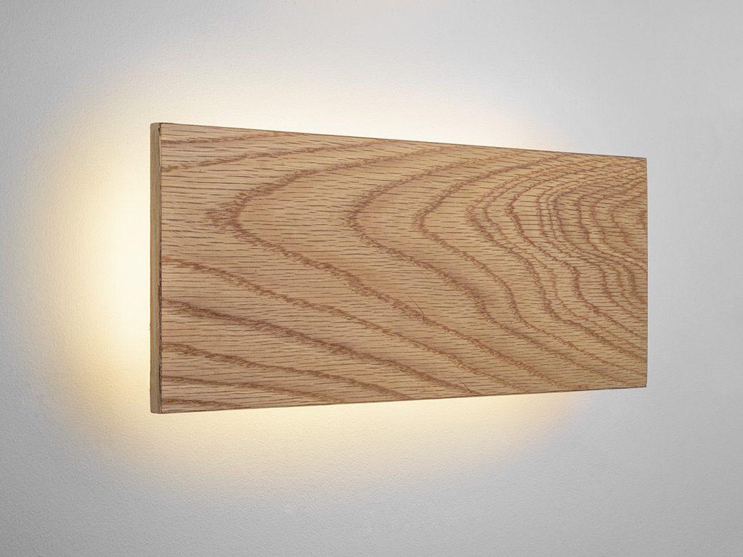 מלבן קיר עץ אלון