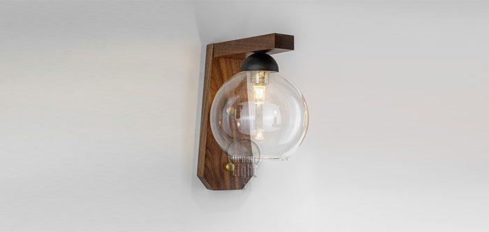 מנורת קיר סביון