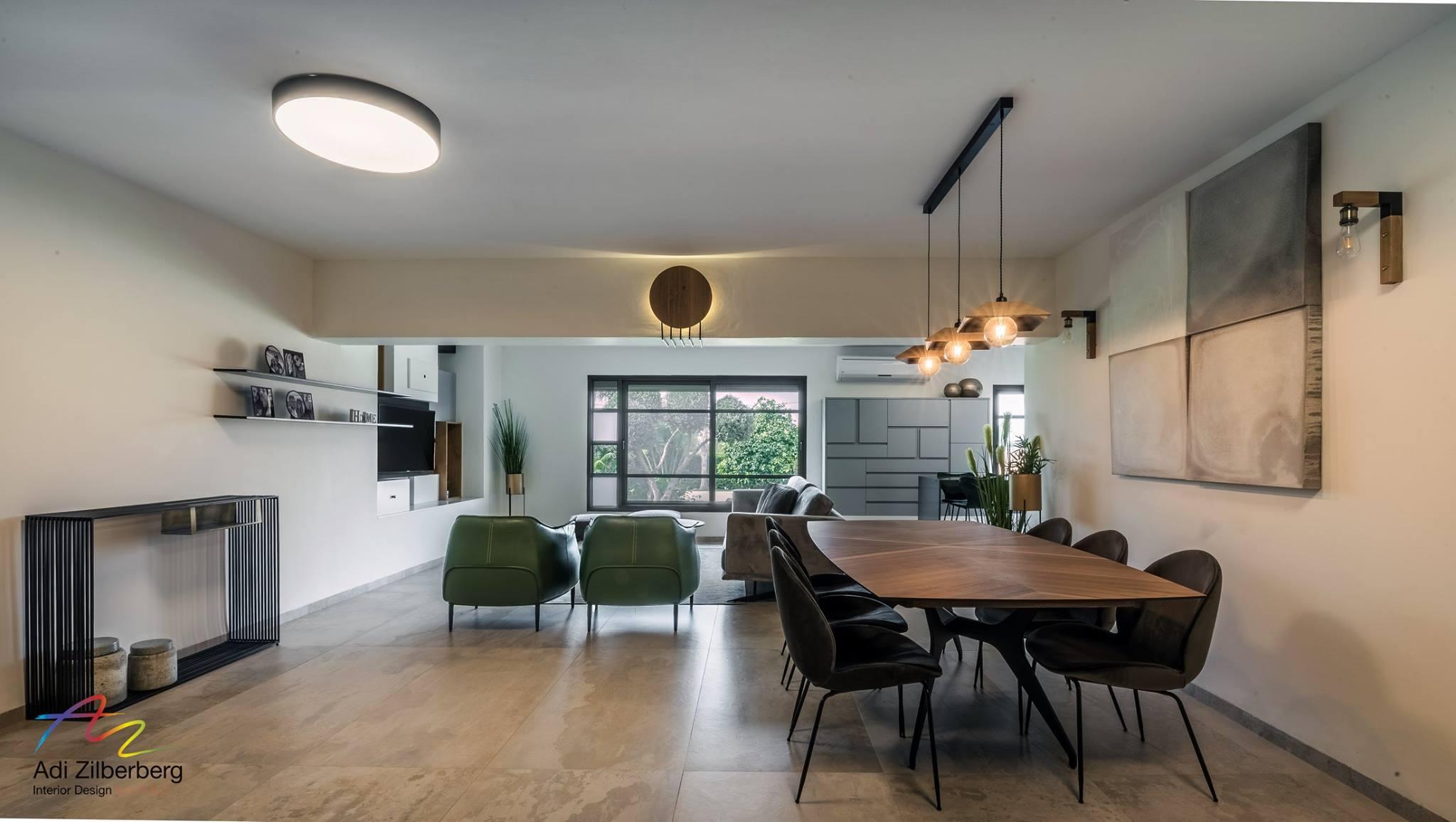 עיצוב מושלם : המעצבת עדי זילברברג